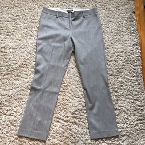 Express Pants - NWT heather gray Express columnist pants